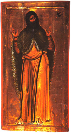 'Der Prophet Elija', Saint Catherine's Monastery, Sinai (Egypt), um 1200