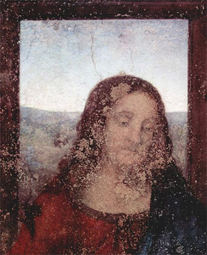 'Das Abendmahl, Detail', Leonardo da Vinci, 1495-1497