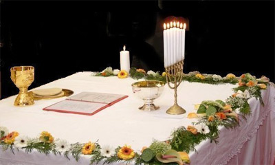 'Autel. Altar'