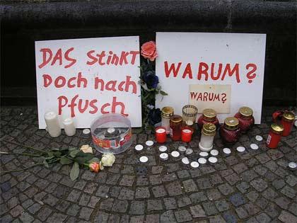 'Warum-Gedenkstätte am Waidmarkt', 2009, Duhon