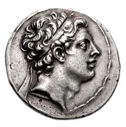 'Antiochos IV Epiphanes', 2007, CNG
