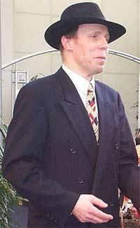 'Dr. Gunther von Hagens', 2000, Túrelio