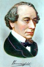 'Benjamin Disraeli', 19. Jhd.
