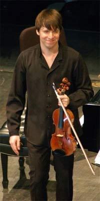 'Joshua Bell Indiana University', 2008