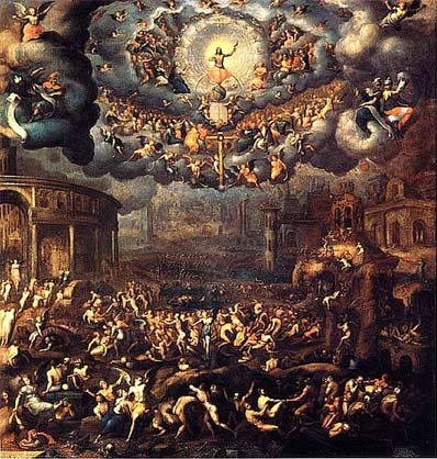 'The Last Judgement', 1500–1700, Jean Cousin the Younger, also called Jehan Cousin Le Jeune