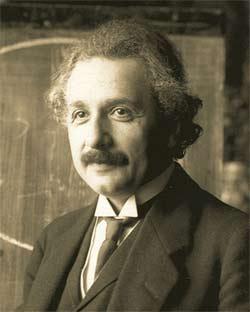 'Albert Einstein during a lecture in Vienna in 1921 (age 42).', 1921, Ferdinand Schmutzer