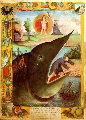 'Jonas und der Wal', 2006,  Torsten Schleese