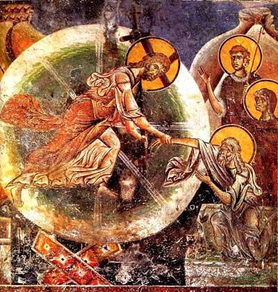 'Курбиново, Македония, церковь святого Георгия', 1191