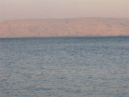 'Tiberias Sea of Galilee', 2009, Matic18