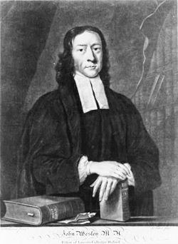 'John Wesley (1703-1791), founder of Methodism', John Faber, between 1730 and 1756