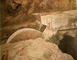 Offene Grabstätte, Jerusalem