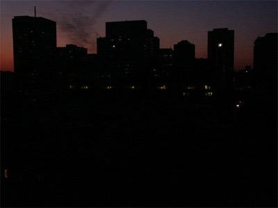 'Toronto Blackout', 2005, Camerafiend