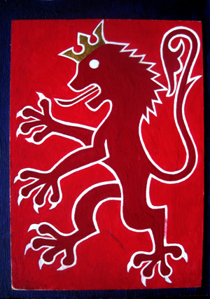 'Löwe aus dem Stamm Juda', PSch
