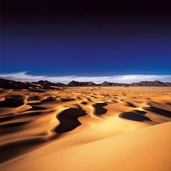 'Dünen in Arakao, Sahara, Niger', 2004, Michael Martin
