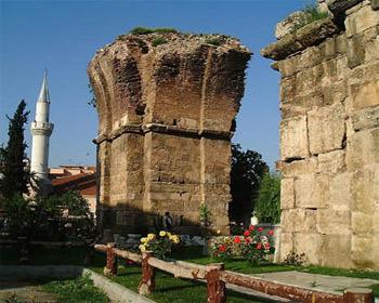 'Philadelphia-Alaşehir. St John church', 2000, ací
