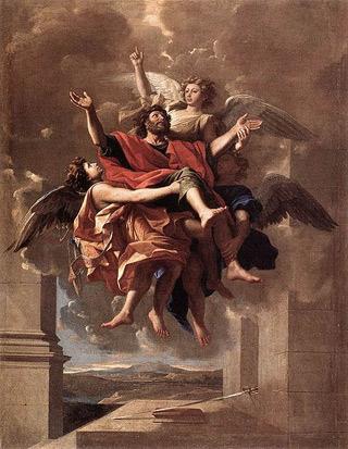'L'Extase de saint Paul', 2005, Johann