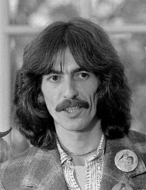 'George Harrison', 1974, David Hume Kennerly