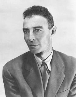 'J. Robert Oppenheimer', 1944