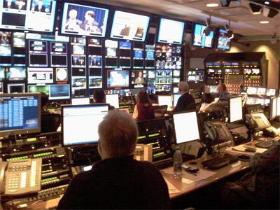 'NBC Nightly News broadcast ', 2008, Jeff Maurone from Seattle, WA, USA