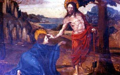 'Noli me tangere', ca. 1430, André Abellon