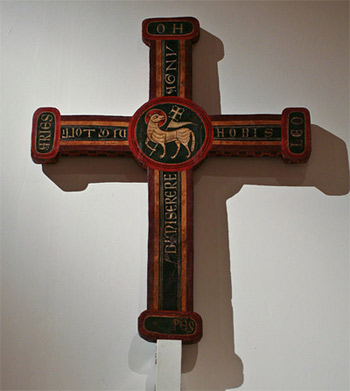 'Cross of Bagergue', 2009, Sharon Mollerus