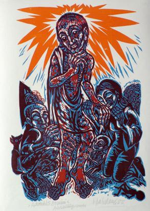 ''Adventus Domini' - Walter Habdank, © Galerie Habdank