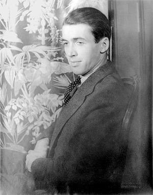 'James Stewart', 1934, Carl Van Vechten