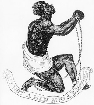 'The Official Medallion of the British Anti-Slavery Society', 1795, Josiah Wedgwood