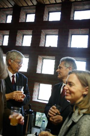 50 Jahre Aufbauverein Berg: Feier im Studio der Bergkirche