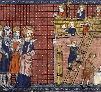 'Valentine and disciples', 2006, Polylerus