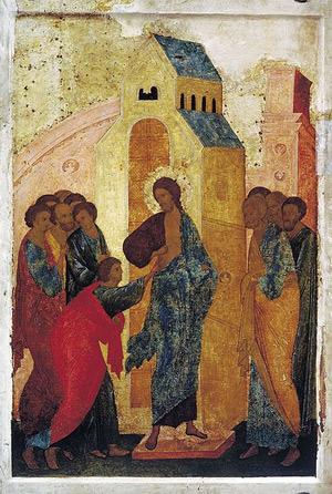 'The confession of Saint Thomas', 1500, Dionisius