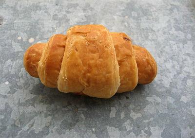 'Croissant plněný čokoládou', 2008,  Dezidor
