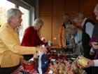 Adventlicher Basar am 11. November 2012 im Gemeindesaal der Bergkirche