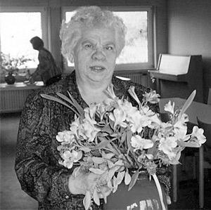 Elfriede Koser