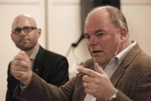 Ein Publikumsdialog mit Walter Kohl über Wege zur Versöhnung
