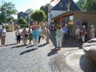 Seniorenausflug nach Braunfels am 6. Juli 2011
