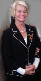 Bundesverdienstkreuz für Frau von Bethmann