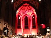 Nacht der Kirchen - Feuerrot