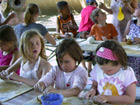 Kinderkunsttag am 4. Juli 2009