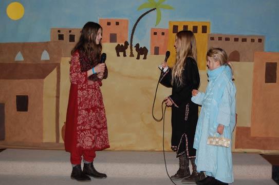 24. Dezember 2010 - Krippenspiel in der Bergkirche